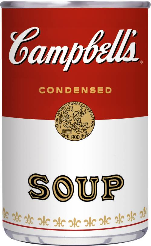 graphic about Campbell Soup Printable Coupon identify A further Printable Coupon for Campbells Soup Simply 52 CENTS