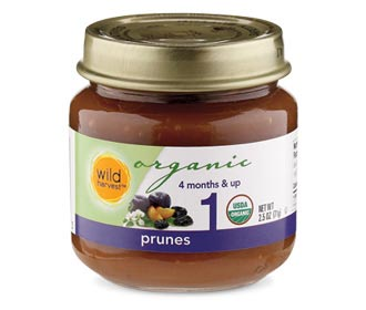 How To Make Prune Baby Food