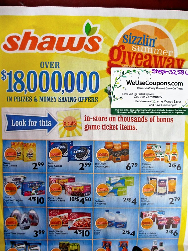 Preview Of Shaw S Flyer Week Of 5 18 To 5 24 Darlene