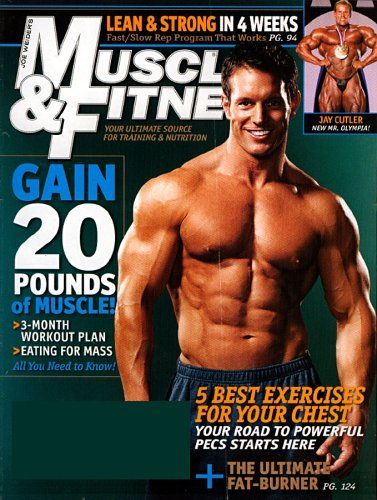 muscle and fitness magazine itunes