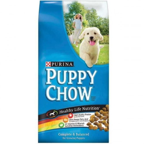 Puppy Chow Dog Food Coupons