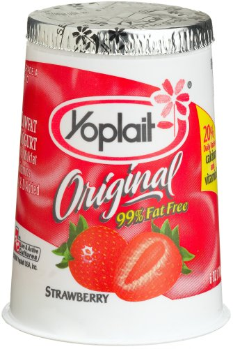 Yoplait features a