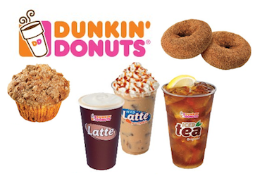 picture regarding Dunkin Donuts Coupons Printable named Fresh new Dunkin Donut Printable Coupon codes Donuts, Bagels, Espresso