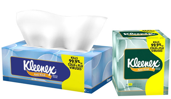 New Coupon 55 3 Kleenex Facial Tissue Great For