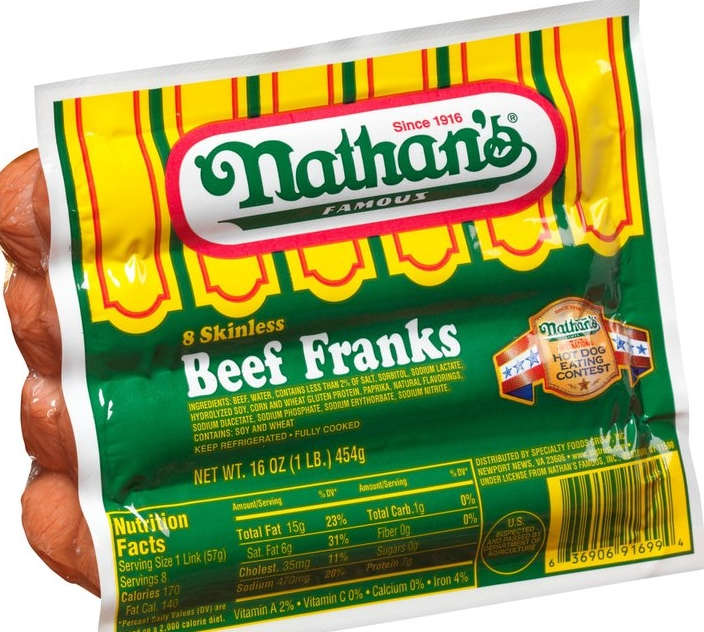nathens hot dogs