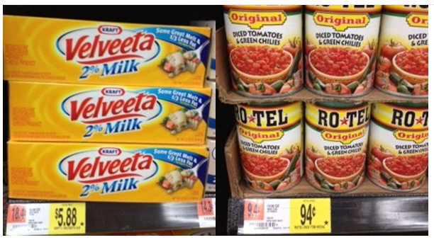 picture about Velveeta Printable Coupon titled Exceptional ** $2 OFF Velveeta Cheese Rotel Tomtoes Printable