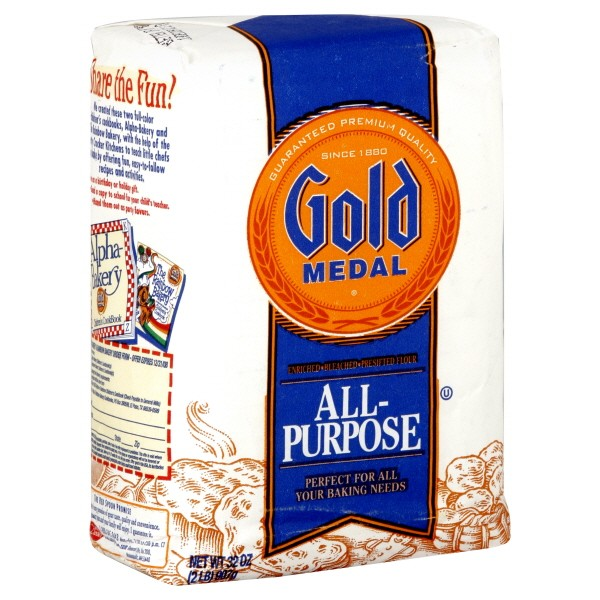 Gold Medal Flour, 5 lb, Only $2.00 at Shaw's with ...