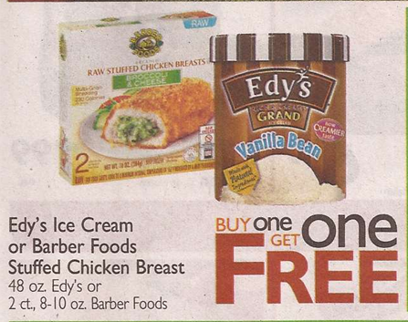 Barber Foods Coupon : Barber Foods Stuffed Chicken Breast Only $2.00 at Shaw?s starting 1 ...
