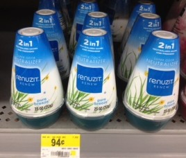 Merveilleux Use (1) B1G1 FREE Renuzit Adjustable Air Freshener Printable Coupon You  Will Get One Free With The Coupon. Final Price Is $.94 For 2 So Only $.47  Each!