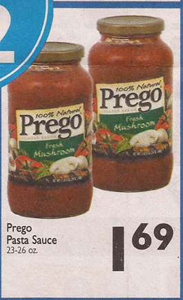photograph regarding Prego Printable Coupons called Prego pasta sauce coupon 2018 : Promotions inside of las vegas
