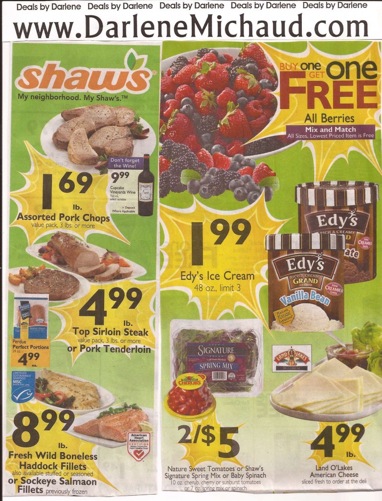 Shaw S Flyer Preview For Week Of 5 17 5 23 Plus 10 Shaw S