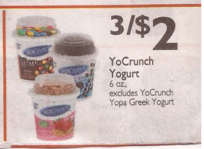 YoCrunch Chips Ahoy Yogurt Printable Coupon