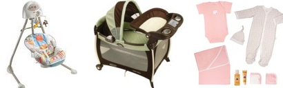 Todays Target Daily Deals Are For Your Bundle Of Joy Check Out The Fantastic Sales Going On Cribs Strollers Highchairs Swings Clothing And More