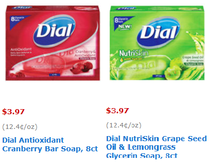 photograph relating to Dial Soap Printable Coupon called Dial Bar Cleaning soap Just $.33 at Walmart with Printable Coupon