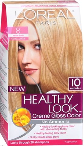 Healthy Look Hair Color Coupons