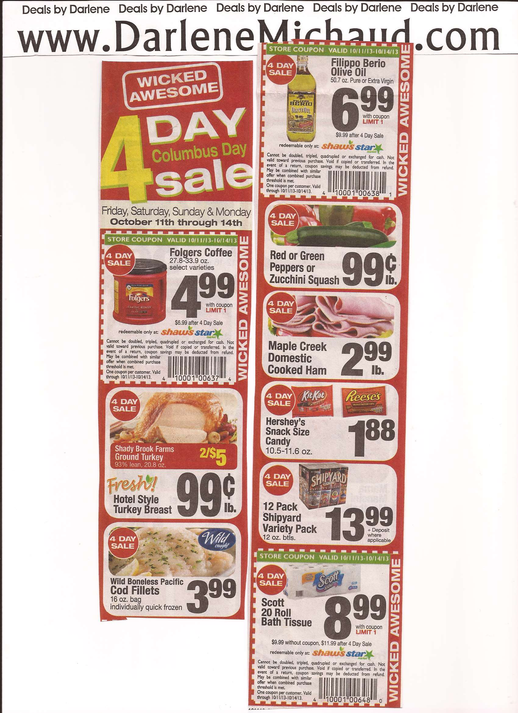 Shaws Weekly Ad October 7 – 13, – View Shaws ad preview this week, sunday flyer, online circular ad and find a great deal with special sale prices this week at Shaws. You can see the latest weekly ad for this week from Shaws here: Shaws Weekly Ad.