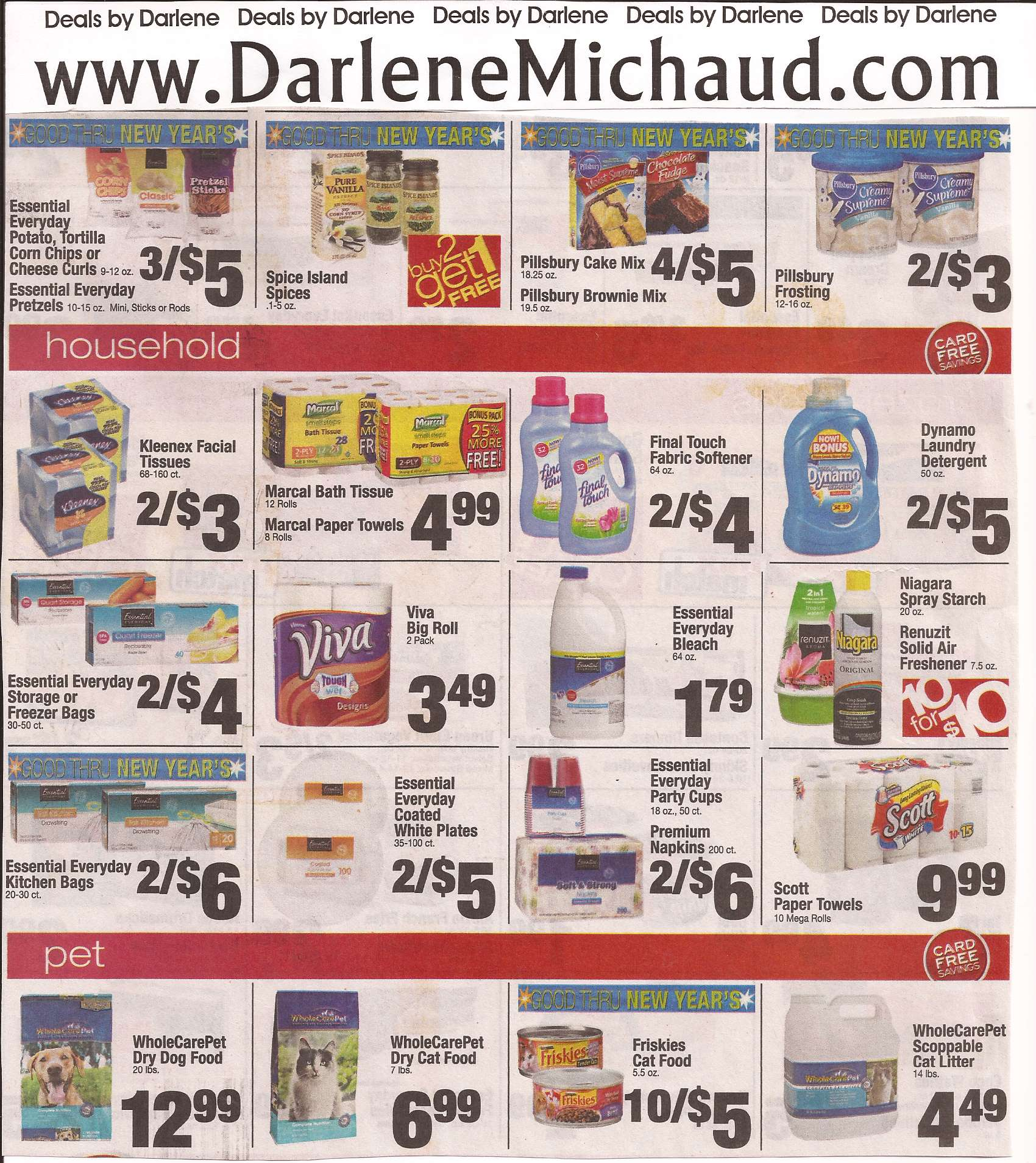 shaws 10 11 10 17 preview ad scan deals this week