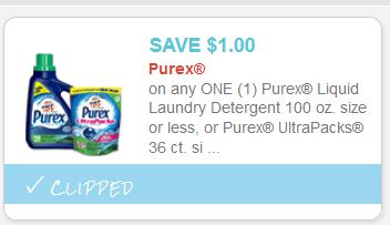 Purex Printable Coupons. October 13, , Admin Household, Purex, Use one of the best brands in laundry detergent to get your clothes clean. Purex laundry detergent gets the job done and now you can save big with these free printable Purex coupons for