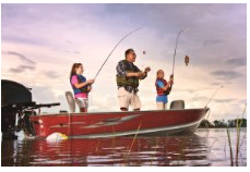 Free fishing days this weekend for maine residents for Fishing license maine