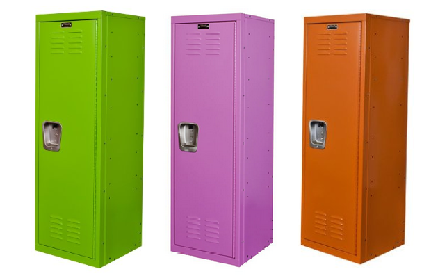 Colorful Lockers for Kids Room $102.95 (reg $239.57) with FREE ...