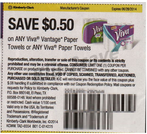 Viva Towels Coupons: 15% off Coupon, Promo Code 2016