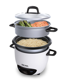 Walmart Aroma 6 Cup Rice Cooker Food Steamer Only 15 Free In