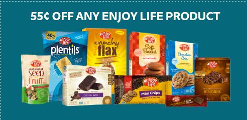 Enjoy life gluten free coupons