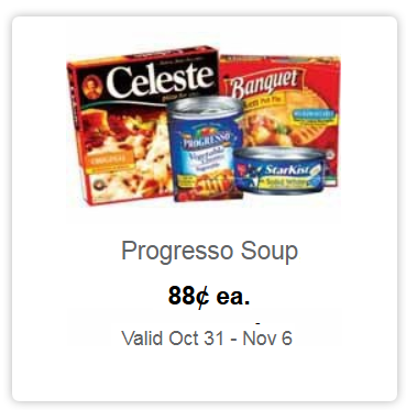 savings catcher deal progresso soup only 3 at walmart with printable or insert coupon pm s. Black Bedroom Furniture Sets. Home Design Ideas