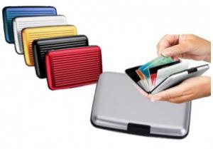 wallet aluminum