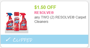 Resolve Cleaner Only 1 75 Get 2 000pts At Walgreens
