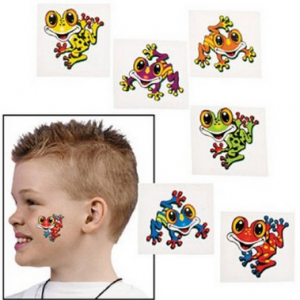 tattoo frogs