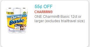 Cvs Charmin 12pk Like Paying Just 4 44 After Extra Buck
