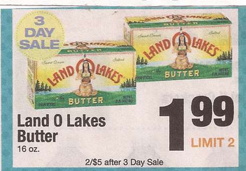 Browse the latest ShopRite oline flyer special deals and savings, valid 03/18/ – 03/24/ $ Land O Lakes Butter; $/lb Red or Green Seedless Grapes;.