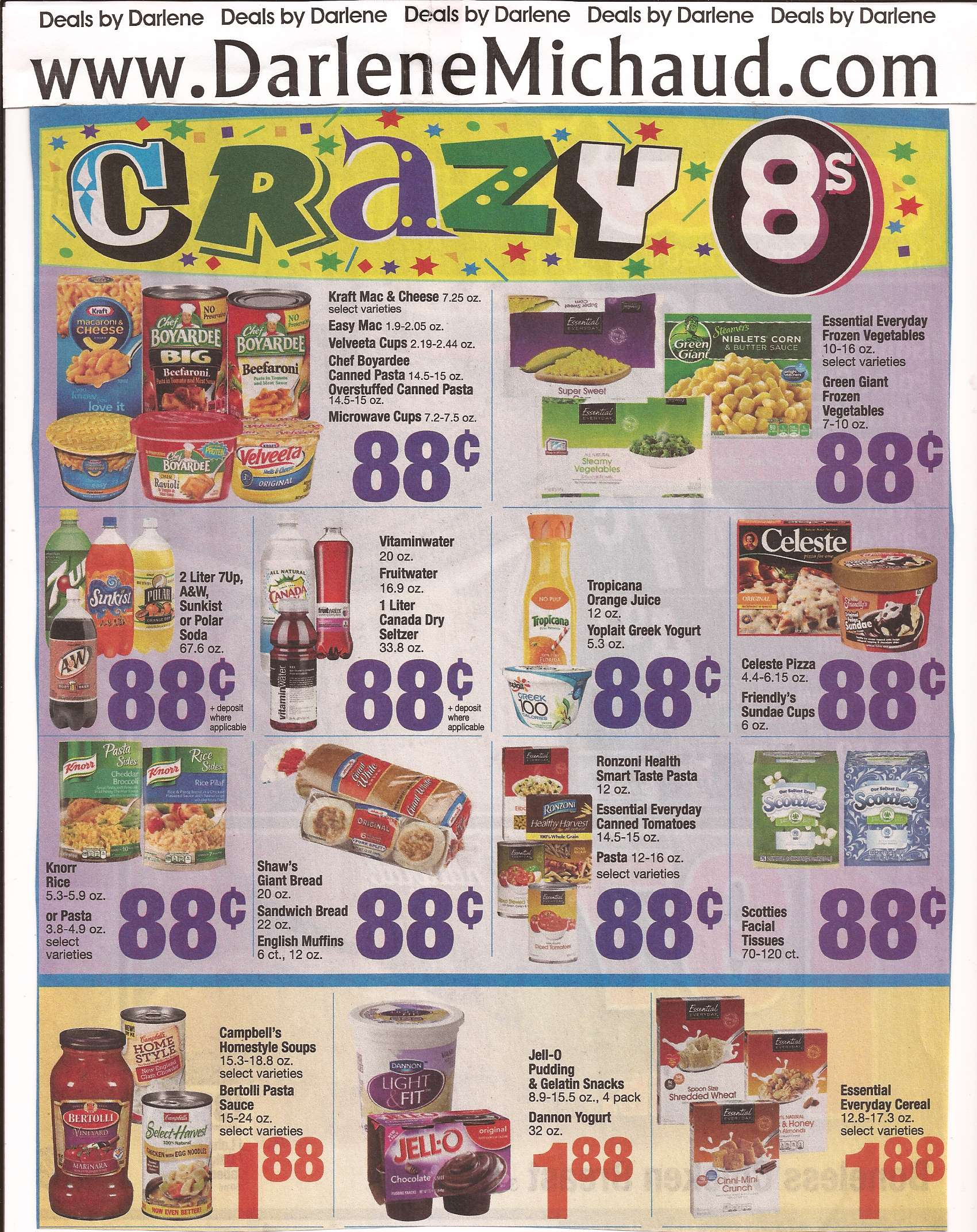 Shaws Grocery Flyer Images Reverse Search