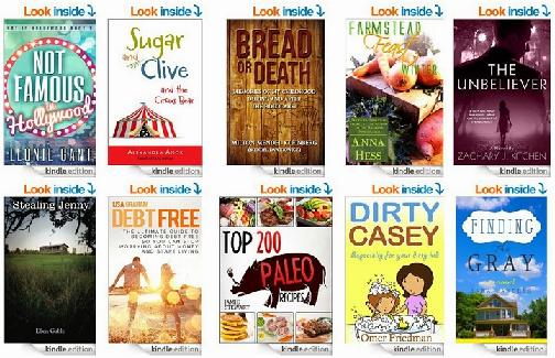 amazon free ebooks today