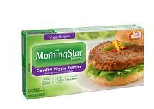 Morningstar Farms Garden Veggie Patties Veggie Burgers Only At Walmart With Printable