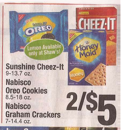 Sunshine cheez it printable coupons