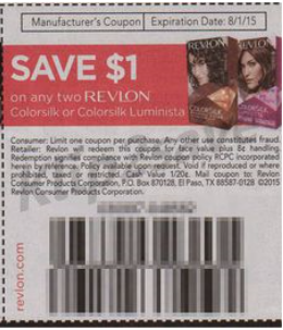 Revlon Hair Color Only $2.50 At Walgreens With Insert Coupon ...