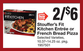 Stouffer's Fit Kitchen Entrees Just $1.50 At Stop amp; Shop « Darlene