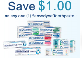 image relating to Sensodyne Printable Coupon identify Sensodyne Toothpaste Basically $3.99 At Walgreens Starting up 11/1
