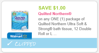Quilted Northern Bath Tissue 12 Double Rolls Only At Walgreens With Printable Coupon