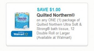 Quilted Northern Bath Tissue Only At Walmart With Printable Coupon Darlene Michaud