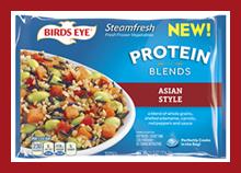 Birds Eye Protein