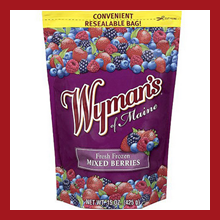 Wyman Frozen Fruit