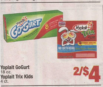 We typically see savings of about $ per yogurt cup with the best deals on Yoplait found at grocery stores and Walmart, with prices as low as $ per cup.