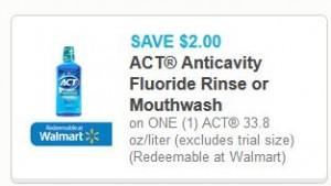 act fluoride coupon