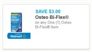 photo relating to Osteo Bi Flex Coupon Printable titled Higher Really worth** Osteo Bi-Flex, Simply $5.60 at Walmart with
