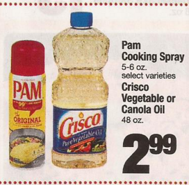 Crisco vegetable oil printable coupon