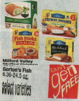 2 1 1 gorton s seafood printable coupons for shaw s for Gorton s fish coupons