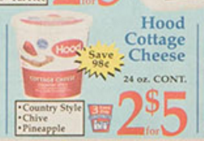 Pleasing Market Basket 11 29 12 5 Hood Cottage Cheese 24 Oz Only Home Interior And Landscaping Palasignezvosmurscom